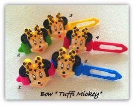 "HundeHaarSpange  "" Tuffi Mickey  """