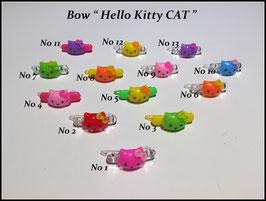 """WelpenHundehaarSpange Hello Kitty """"  Hello Kitty Cat """""""