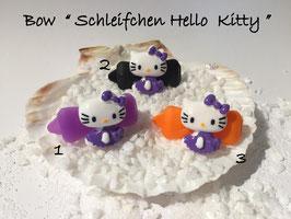 """HundeHaarSpange  Hello Kitty """" Schleifchen Hello Kitty  lila mehrfarbig """""""