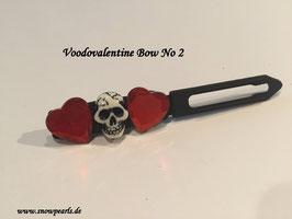 "Valentine´s Day "" Voodovalentine Totenkopf / Herz Nr 2 """