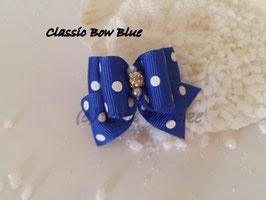 "Schleife "" Classic Bow Blue  """