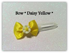 "Ausstellungs- / Stoffschleife  "" Spring Bow  Daisy  White"" No 3"