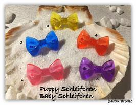 """Süße Baby Schleifchen  """"Bunt """"  / Puppy """" Colourful """""""