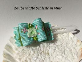 "Schleife "" Zauberhafte Schleife in Mint   """