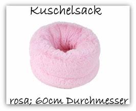 """Kuschelsack """" super  flauschig """" rosa """""""