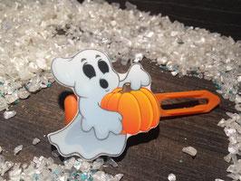 "Halloween Bunte Motivspange "" Geist / Ghost Hui Puh 2 """