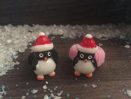 Zopfgummi: WeihnachtsPinguin
