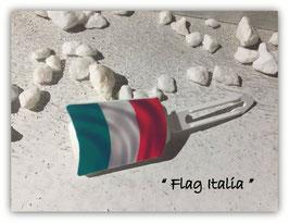 """Fußball Set (3) """" Italien (Flagge/Herz/Button)"""