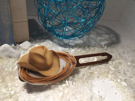 Cowboys / Westernfreunde Hundehaarspange: Nr. 6