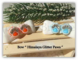 "HundeHaarSpange  "" Himalaya Glitter Paw  SET  """