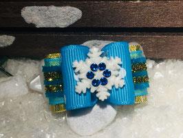 SchneeflockenSchleife FROZEN  OLAF  Nr . 2