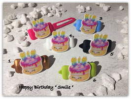 Happy Birthday to YOU:  Happy Birthday  00 Smile