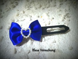 "Schleife "" Blaue  Versuchung   """