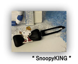 "HundehaarSpange  "" SnoopyKING """