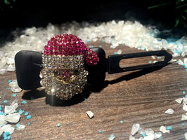 Unser Highlight Nr. 13  Santa Claus Rhinestone Pink