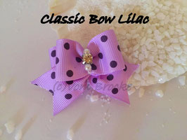 "Schleife "" Classic Bow Lilac """