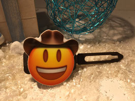 Cowboys / Westernfreunde Hundehaarspange: Nr. 5