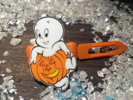 "Halloween Bunte Motivspange "" Geist / Ghost Hui Puh 3"""