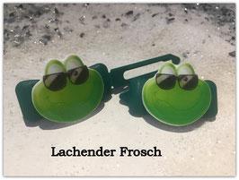 """Frosch HundehaarSpange  """" Lachender Frosch  """""""