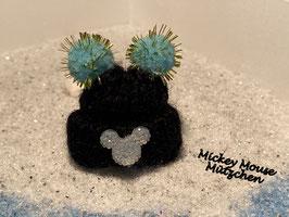 Wintermützchen MickeyMouse Kopf Nr 4