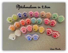 "HundeHaarSpange  Mini Puppy Bow ""  Pfötchenalarm  """
