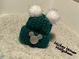 Wintermützchen MickeyMouse Kopf Nr 15
