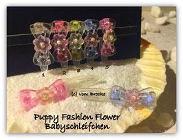 Süße Baby Schleifchen   / Puppy Fashion Flower