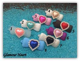 "Valentine´s Day Rhinestone Heart "" Nr . 1 """