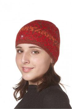 Mütze CHIMU mit Baumwoll-Vlies gefüttert