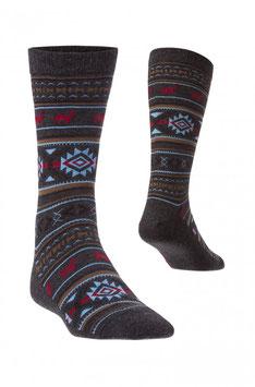 Alpaka Premium JACQUARD Socken