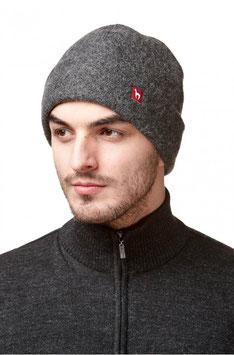Herren Alpaka Mütze JAGD - gefilzte Walk-Haube für Männer