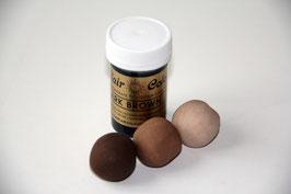 Pastenfarbe Braun (Dark Brown)