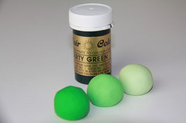 Pastenfarbe Grün (Party Green)