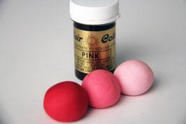 Pastenfarbe  Pink (Claret)