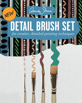 Annie Sloan ™ Detail Brushes