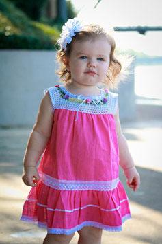 Lucila Baby Magenta