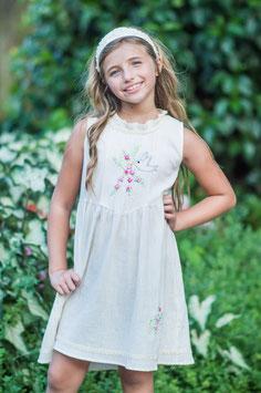 Ivory Peace Micaela Dress