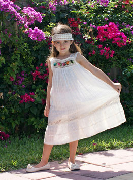 Nathaly Ibiza Dress Natural