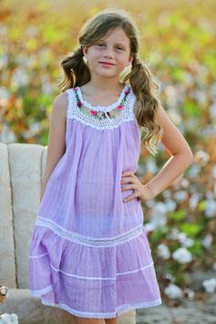Lilac Sandy Dress