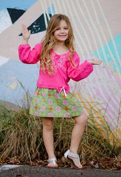 Pink Rebecca Dress