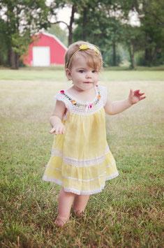 Lucila Baby -Yellow