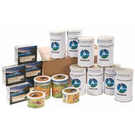 BS02: Pakete mit Langzeitnahrung für einen Zeitraum von 7 - 360 Tage, ab € 98,-