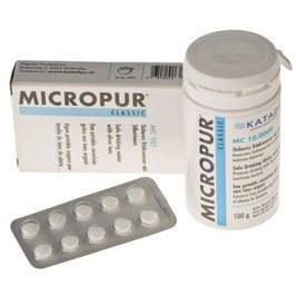 BS07: Micropur Tabletten