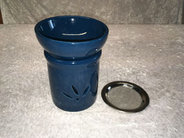 Duftlampe Weihrauchbrenner Keramik petrol