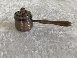 Räucherpfanne Kupfer M