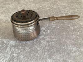 Räucherpfanne Kupfer L