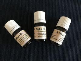 Erkältungs- / 4-Diebe Öl