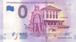 Východoslovenské Múzeum v Košiciach (2018-1)