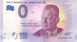 Willy Brandt - 50 Jahre Kanzler (2019-1)