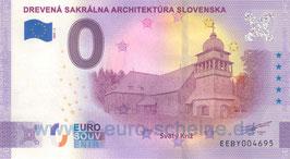 Drevená Sakrálna Architektúra Slovenska (Anniversary 2021-2)